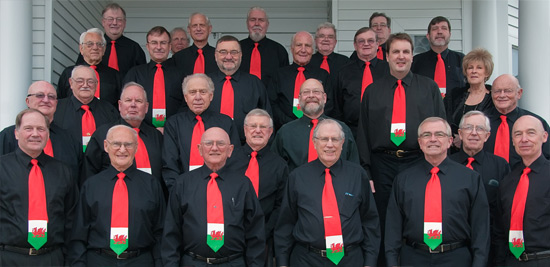 We Are The Men choir