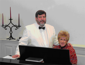 Director and Accompanist